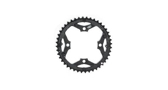 Shimano SLX FC-M660 Zębatka rowerowa 48Z do osłony na łańcuch  szary/brązowy